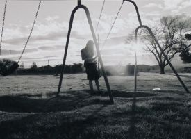 Swinging With Silence by DreamingInTheTheatre