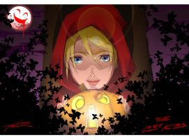 Little Red Riding JJ by KevinT by FelipeCagno