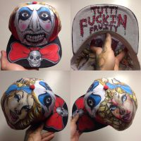 House of 1000 Corpses/Devils Rejects Hat by MicahSouza