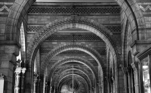Recurring Arches by roodpa