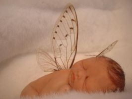 Fairy Baby Sculpture by MsSmartypants