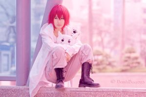Cos - Code Breaker _P15 by BanhBao223