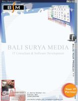 BALI SURYA MEDIA by tomblox
