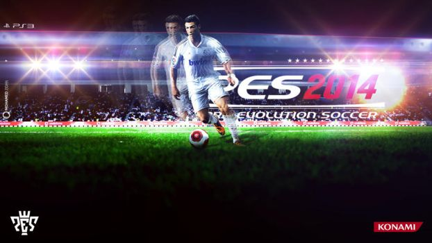 PES 2014 by MemoCreativeVie