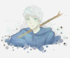 Jack Frost by chevalier16