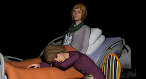 Life is Strange | I will never leave you by forrester961