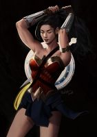 Diana Prince by MeTaa