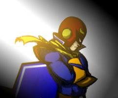 Captain Falcon by Hero-Saintless