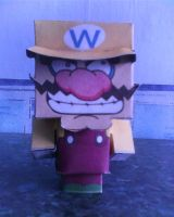 Wario by Darknlord91