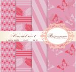 Freebies - set no 1 - PasjonarniaGraphics by Pasjonarnia