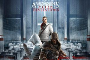Assassin's Creed Revelations by jacethatguy