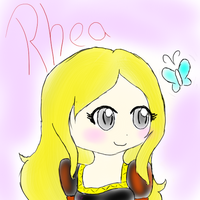 Rhea by iStrawberryLove