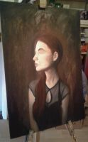 WIP Oil painting 2 by RhynWilliams