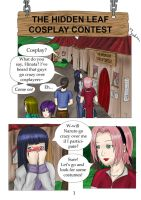 The Hidden Leaf Cosplay Contest Page 1 by Kendrian