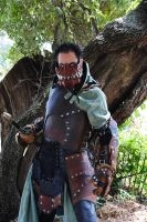Dragon Knight 1 by Epic-Leather
