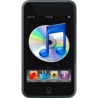 iPod Touch - iTunes icon by jasonh1234