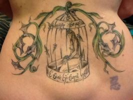 Jeanie's Tattoo from my design by RevelingInDarkness