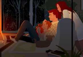 Sweet dreams by PascalCampion