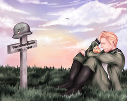 Goodbye Gilbert by TaNa-Jo