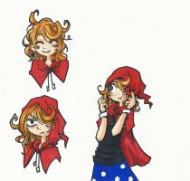 little red faces by Jump-Button