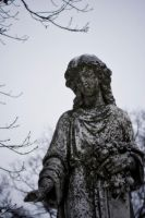 Winter Cemetery 6 by robertllynch