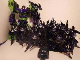 Vehicons growing in numbers by forever-at-peace