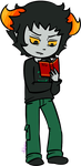 _Commission:ChibiConker_ by RobicTheEscapist