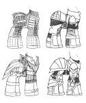 Pony Armor For Sale Vol.1 by DivineArms