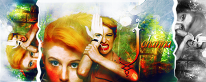 Hayley Williams s colourful by Ami-Diggory