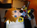 kingdom hearts doll by cute156