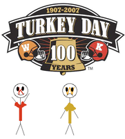 Turkey Day Game 2007 by Evillittleelf209