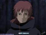 Happy Year 2013 by NARUTO999-BY-ROKER