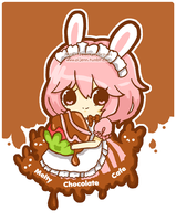 Melty Chocolate Cafe by Pijenn