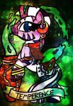 ArcanaPonies - Temperence by ScribbleSketchScoo