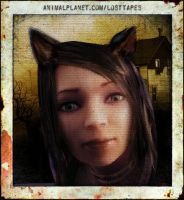 ELEANOR AS WOLF OH YES by NefariousDrunkPunx