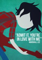 Adventure Time - Marshall Lee by beccyboo-412
