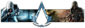AC:Revelations Banner by xXDeeJay