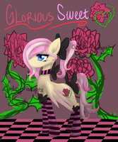 MLP - Glorious Sweet [AUCTION CLOSED] by CindryTuna