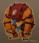 Beast Man reimagined by Santalux
