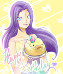 Happy Birthday Bay :) by CuteKoi2903