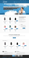 Shopsum  Responsive Commerce Business Solution by freewordpressthemes