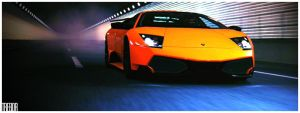 Lambo SV Stage Route 7 Edited by 1R3bor