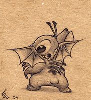 Demon Stitch by Ribera