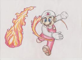 Epic Mario by iBoy98