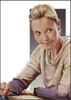 Leslie Bibb as Sarah Lowell by Bardsville