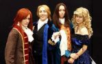 A Big Happy Family - Claudia (Vampire Chronicles) by BW-Creations