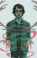 Will Graham by feyuca