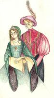 Greensleeves by lapoupette