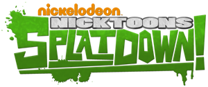 (OLD) Nicktoons SplatDown (logo and info) by Coonfoot