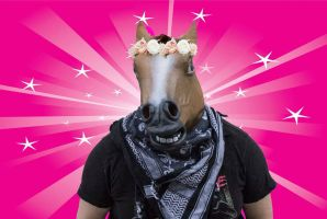 Fab Horsemask by 1CastielWinchester